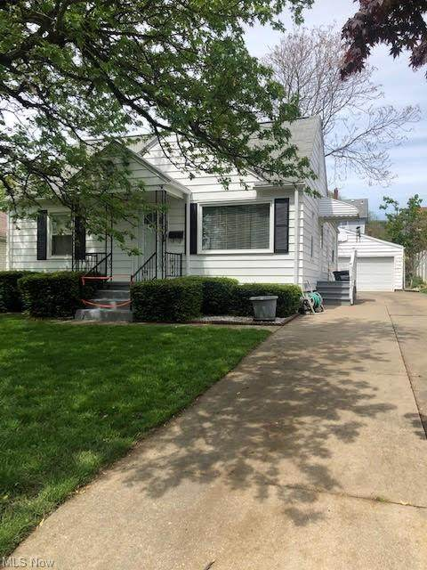 309 E Ford Avenue, Barberton, OH 44203 (MLS #4275287) :: Select Properties Realty