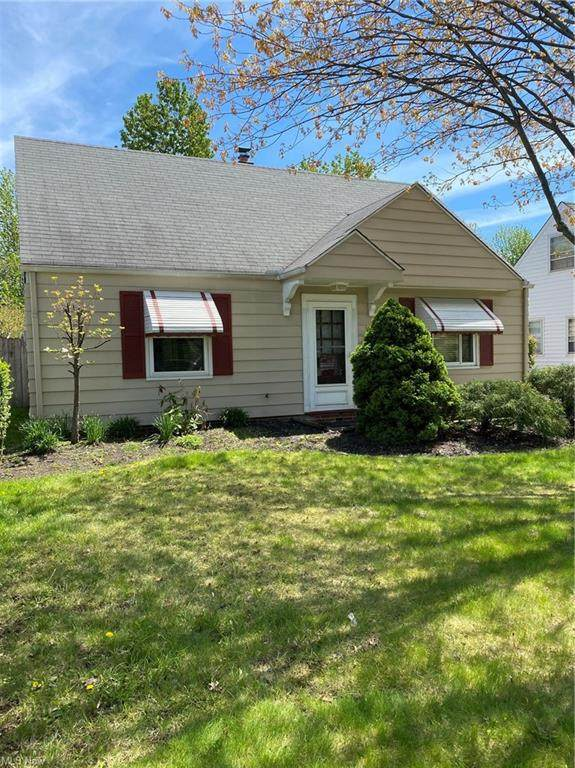 23194 Gay Street, Euclid, OH 44123 (MLS #4275321) :: Select Properties Realty