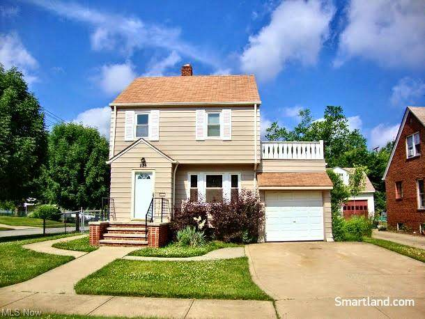 884 E 236th Street, Euclid, OH 44123 (MLS #4275706) :: The Jess Nader Team | RE/MAX Pathway