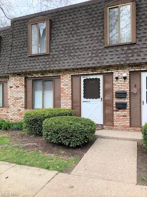 1651 Mentor Avenue #303, Painesville Township, OH 44077 (MLS #4275800) :: The Kaszyca Team