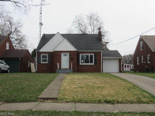 408 Poplar Avenue NW, Canton, OH 44708 (MLS #4275847) :: TG Real Estate