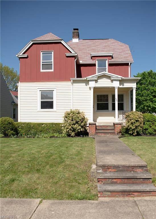 425 S Firestone Boulevard, Akron, OH 44301 (MLS #4275952) :: Select Properties Realty