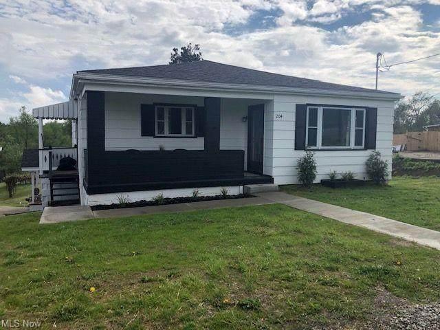 204 Peacock Lane, Follansbee, WV 26037 (MLS #4276085) :: Select Properties Realty