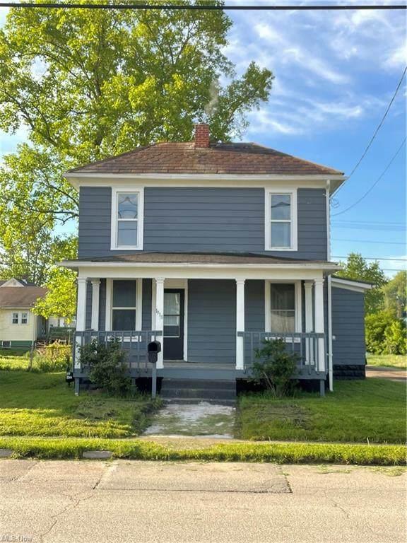 1918 Ridge Ave, Zanesville, OH 43701 (MLS #4276357) :: The Tracy Jones Team