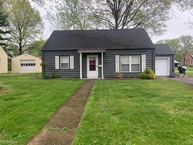 650 Kenilworth, Warren, OH 44483 (MLS #4276748) :: RE/MAX Edge Realty