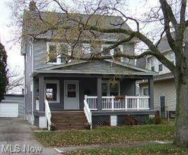 17512 Fries Avenue, Lakewood, OH 44107 (MLS #4276885) :: The Art of Real Estate