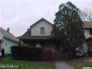 4124 E 144th, Cleveland, OH 44128 (MLS #4277285) :: The Art of Real Estate