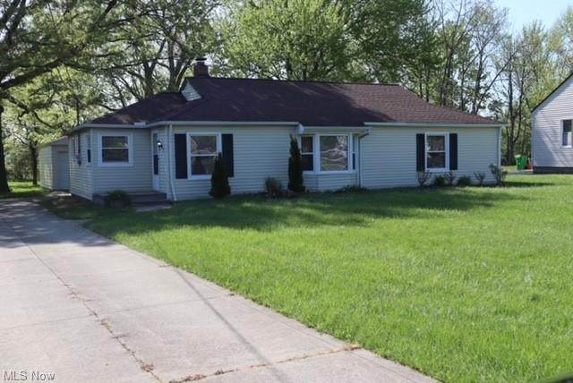 5700 Columbia Drive, Bedford Heights, OH 44146 (MLS #4277843) :: The Kaszyca Team