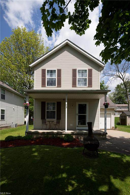 73 Lakota Avenue, Akron, OH 44319 (MLS #4278021) :: RE/MAX Trends Realty