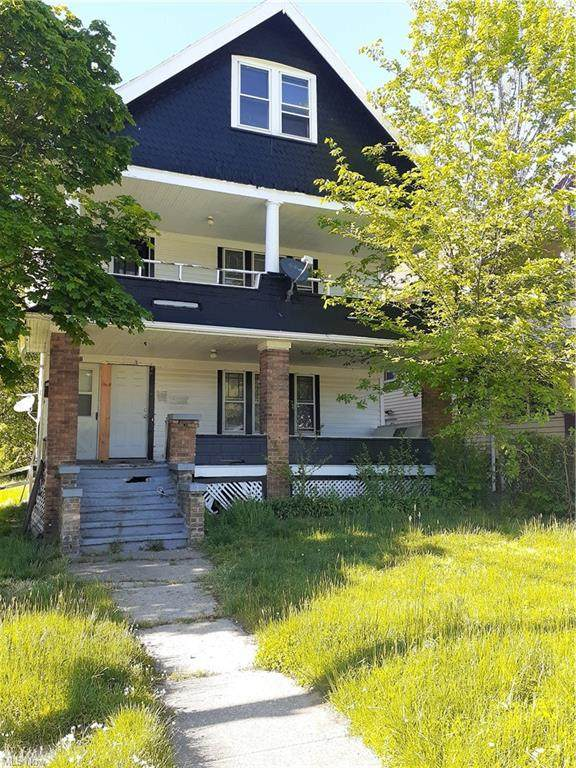 13301 Fourth Avenue, East Cleveland, OH 44112 (MLS #4279104) :: The Holly Ritchie Team