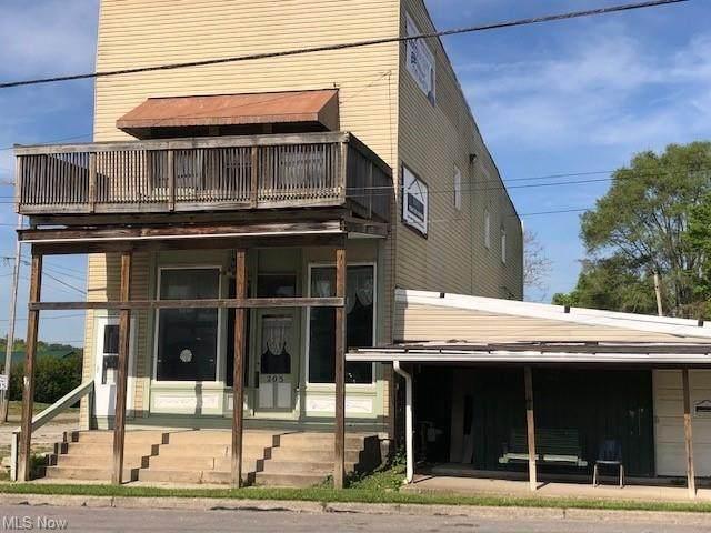 205 Main Street, Lore City, OH 43755 (MLS #4279533) :: Tammy Grogan and Associates at Keller Williams Chervenic Realty