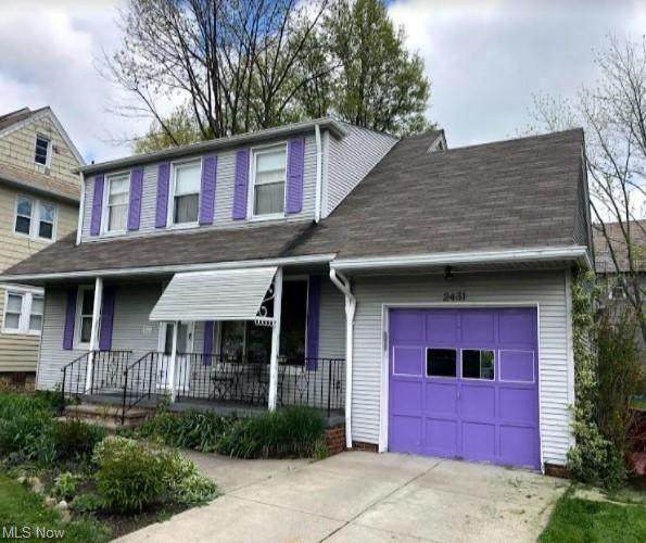 2431 Lee Road, Cleveland Heights, OH 44118 (MLS #4279564) :: RE/MAX Edge Realty