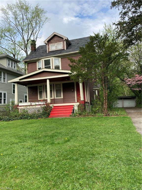 2483 Queenston Road, Cleveland, OH 44118 (MLS #4279616) :: Select Properties Realty