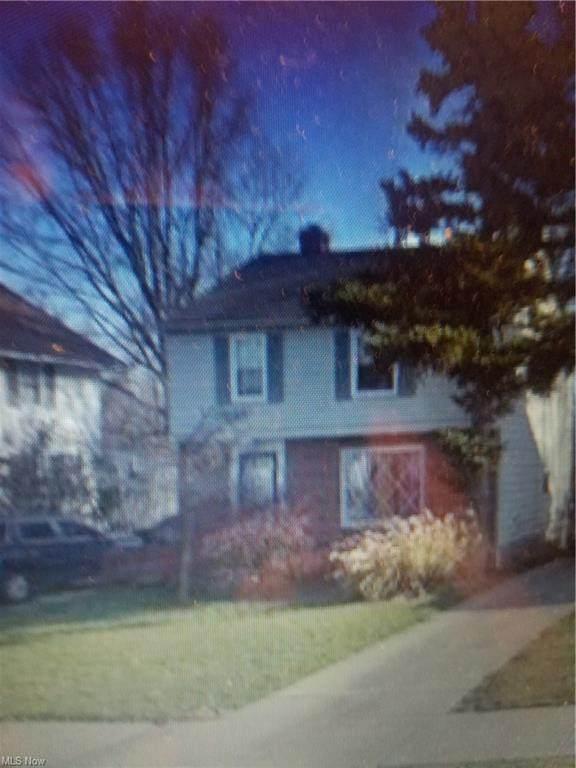 1499 Maplegrove Road, South Euclid, OH 44121 (MLS #4280392) :: Tammy Grogan and Associates at Keller Williams Chervenic Realty