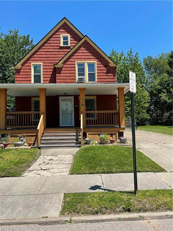 809 E 155th Street, Cleveland, OH 44110 (MLS #4280776) :: Jackson Realty