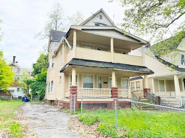 10006 Somerset Avenue, Cleveland, OH 44108 (MLS #4280807) :: The Art of Real Estate