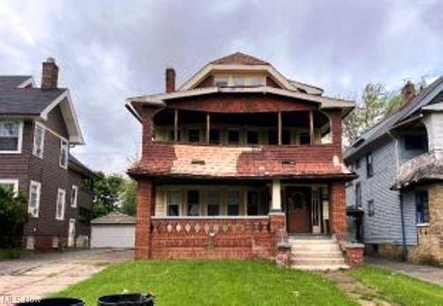1606 Eddington Road, East Cleveland, OH 44118 (MLS #4280968) :: The Crockett Team, Howard Hanna