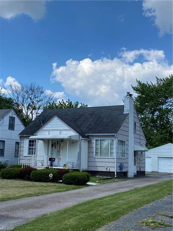 374 Meadowbrook Avenue SE, Warren, OH 44483 (MLS #4281904) :: RE/MAX Trends Realty