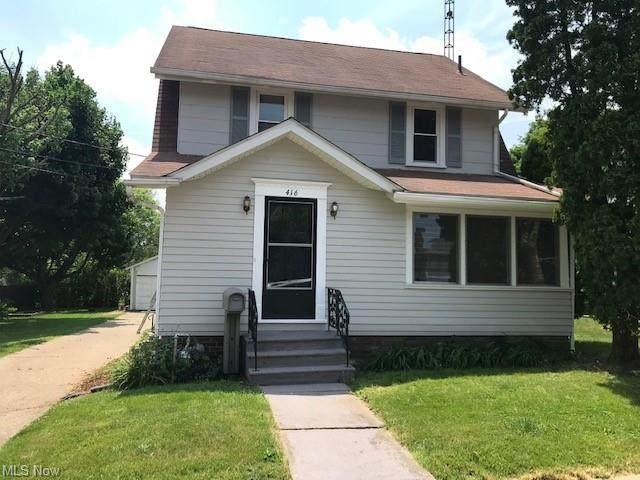416 Hower Street NE, North Canton, OH 44720 (MLS #4281972) :: Tammy Grogan and Associates at Keller Williams Chervenic Realty