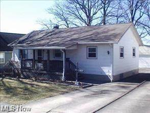 924 Lafayette Avenue, Niles, OH 44446 (MLS #4282238) :: Select Properties Realty
