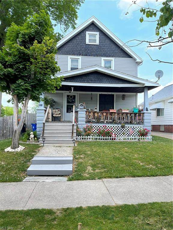 4616 Ardmore Avenue, Cleveland, OH 44144 (MLS #4282535) :: The Tracy Jones Team