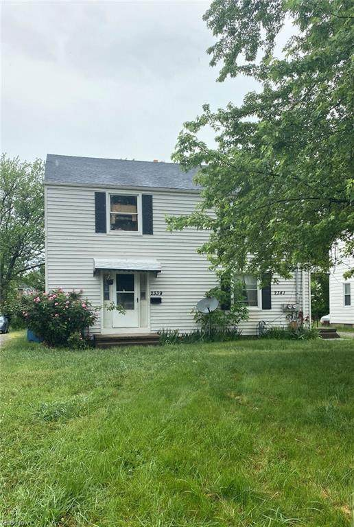 2339 Homewood Drive, Lorain, OH 44055 (MLS #4282814) :: The Holly Ritchie Team
