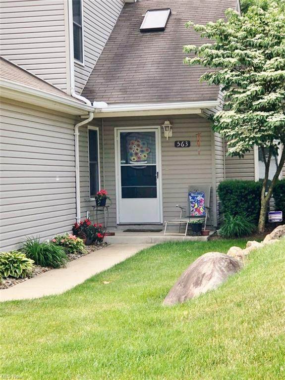 563 Hilltop Terrace, Tallmadge, OH 44278 (MLS #4283136) :: RE/MAX Edge Realty