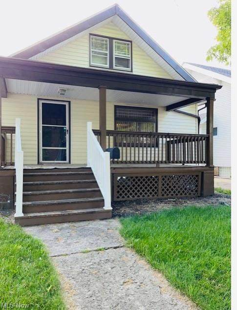 3716 W 129th Street, Cleveland, OH 44111 (MLS #4283144) :: Jackson Realty