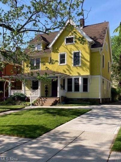 10306 Clifton Boulevard, Cleveland, OH 44102 (MLS #4283345) :: The Holly Ritchie Team
