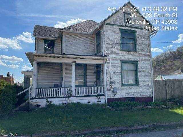 401 Broadway Avenue, Wellsville, OH 43968 (MLS #4283533) :: The Holly Ritchie Team