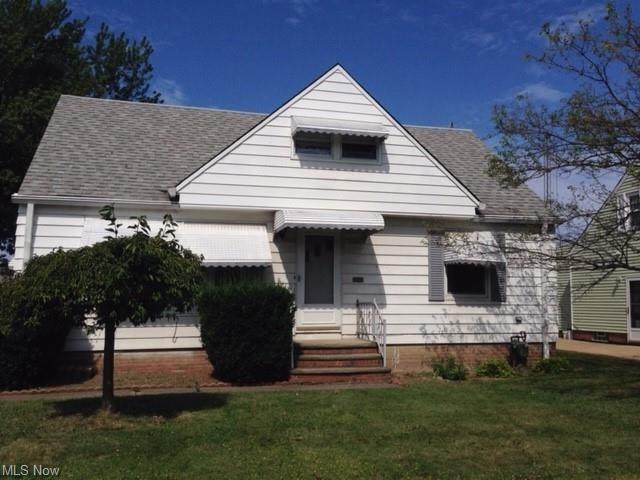 352 High Tee Street, Willowick, OH 44095 (MLS #4284334) :: Tammy Grogan and Associates at Keller Williams Chervenic Realty