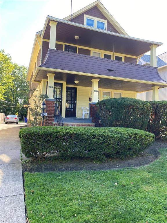 3525 E 135th Street, Cleveland, OH 44120 (MLS #4284359) :: TG Real Estate