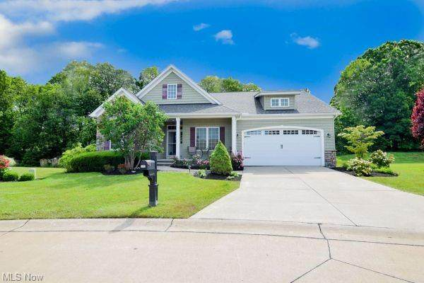 5545 Saw Grass Court, Mentor, OH 44060 (MLS #4284668) :: The Tracy Jones Team
