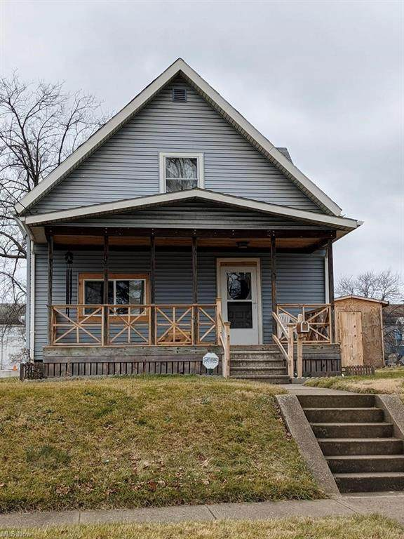 1611 Garfield Avenue SW, Canton, OH 44706 (MLS #4284993) :: RE/MAX Trends Realty