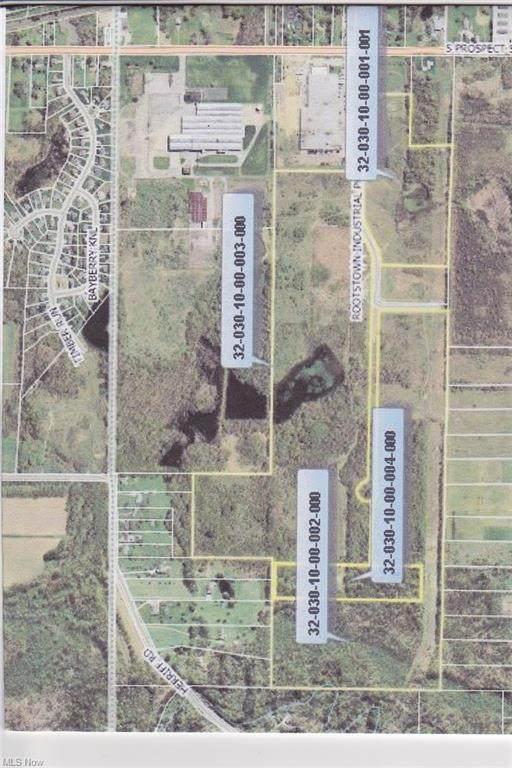 Rootstown Industrial Parkway, Rootstown, OH 44272 (MLS #4285770) :: Keller Williams Legacy Group Realty