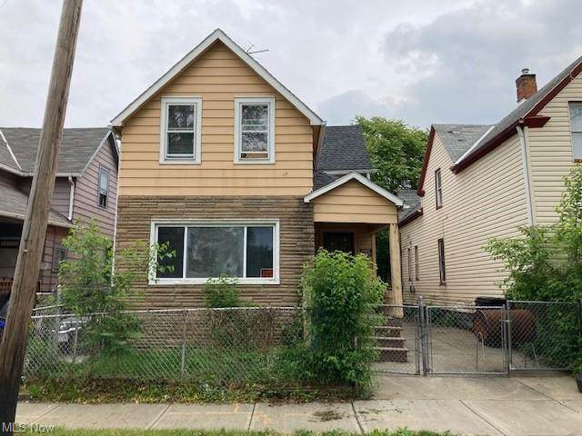 1057 E 72nd Street, Cleveland, OH 44103 (MLS #4285780) :: The Art of Real Estate