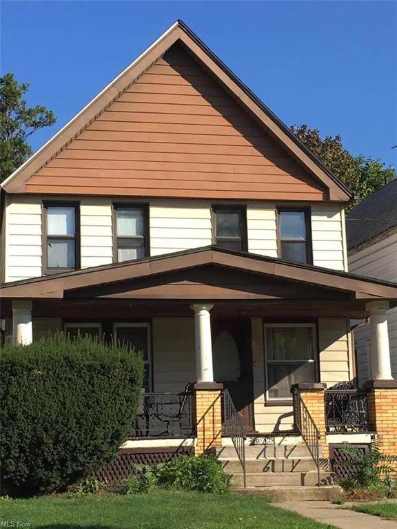 3906 Mapledale Avenue, Cleveland, OH 44109 (MLS #4285797) :: The Holden Agency