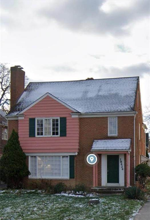18424 Chagrin Boulevard, Shaker Heights, PA 44122 (MLS #4285912) :: The Holden Agency
