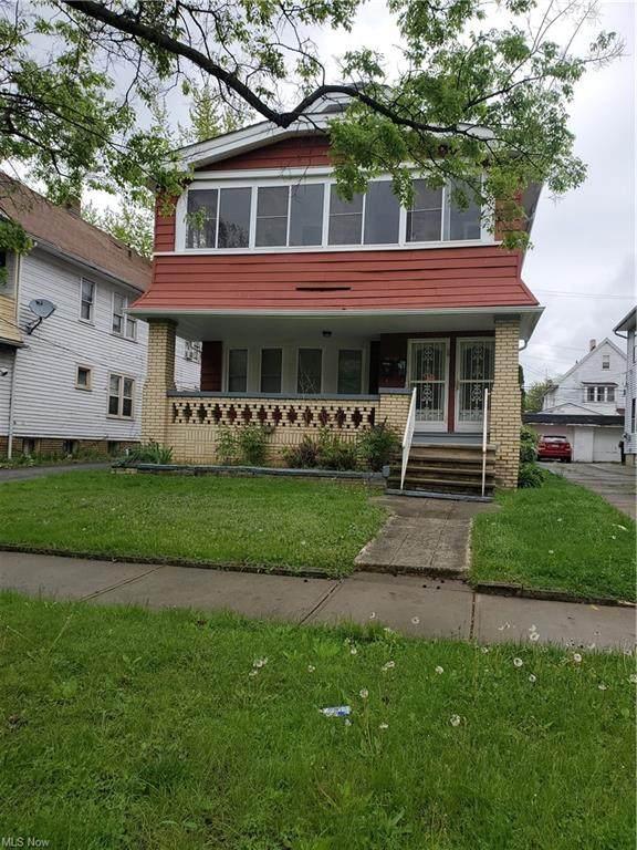 3603 E 151st Street, Cleveland, OH 44120 (MLS #4285927) :: Tammy Grogan and Associates at Keller Williams Chervenic Realty