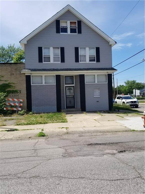 4126 E 146th Street, Cleveland, OH 44128 (MLS #4286273) :: Select Properties Realty
