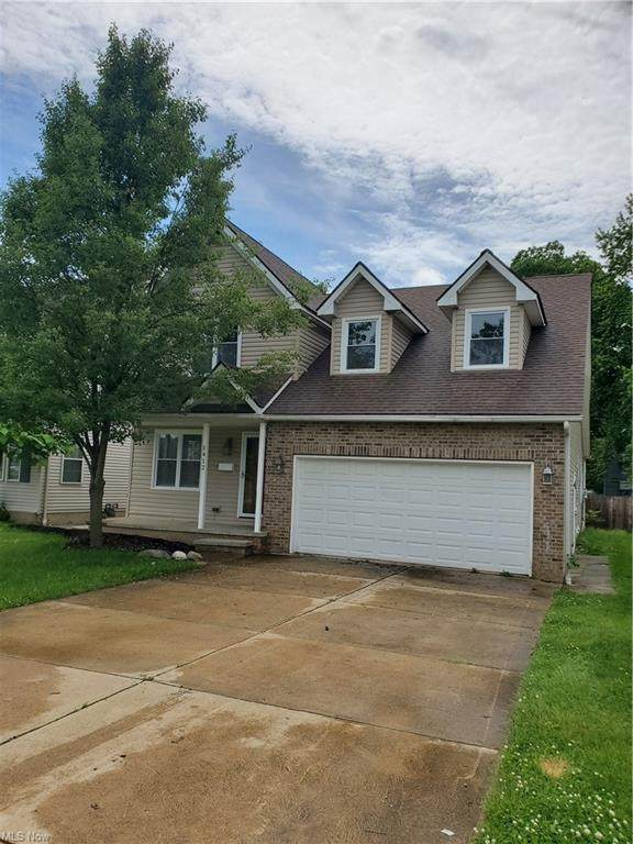 1412 Plainfield Road, South Euclid, OH 44121 (MLS #4286276) :: The Tracy Jones Team