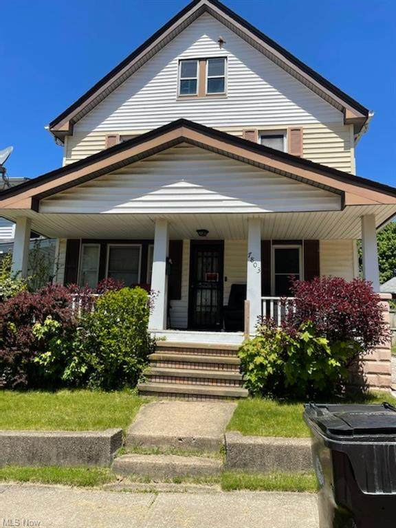 7803 Rosewood Avenue, Cleveland, OH 44105 (MLS #4286585) :: RE/MAX Trends Realty