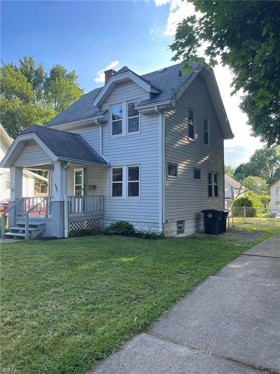 618 Hallie Avenue, Akron, OH 44305 (MLS #4286949) :: The Crockett Team, Howard Hanna