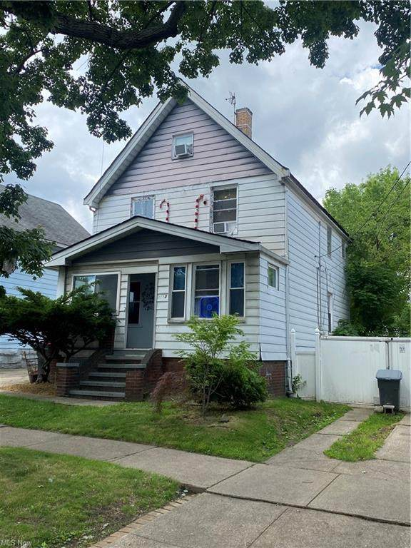 3192 W 38th Street, Cleveland, OH 44109 (MLS #4287001) :: The Holly Ritchie Team