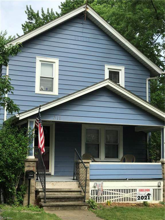 311 Fairlawn Avenue, Elyria, OH 44035 (MLS #4287027) :: The Holden Agency