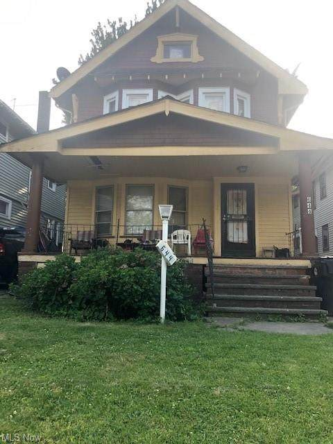 644 E 120th Street, Cleveland, OH 44108 (MLS #4287067) :: The Holden Agency