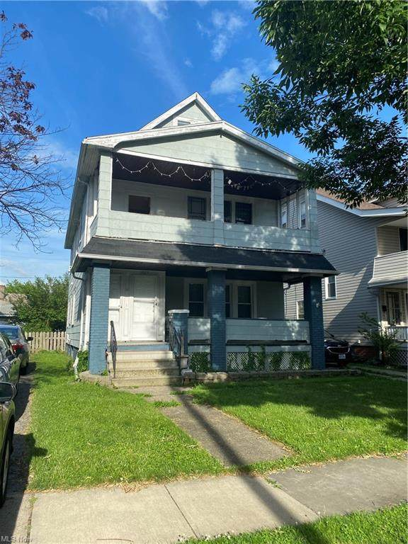 2021 Richland Avenue, Lakewood, OH 44107 (MLS #4287703) :: The Holden Agency