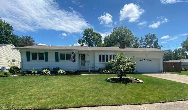 649 Sherrie Lane, Lorain, OH 44053 (MLS #4287820) :: Tammy Grogan and Associates at Keller Williams Chervenic Realty