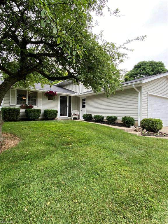 263 Monroe Drive, Northfield Village, OH 44067 (MLS #4287916) :: The Holden Agency