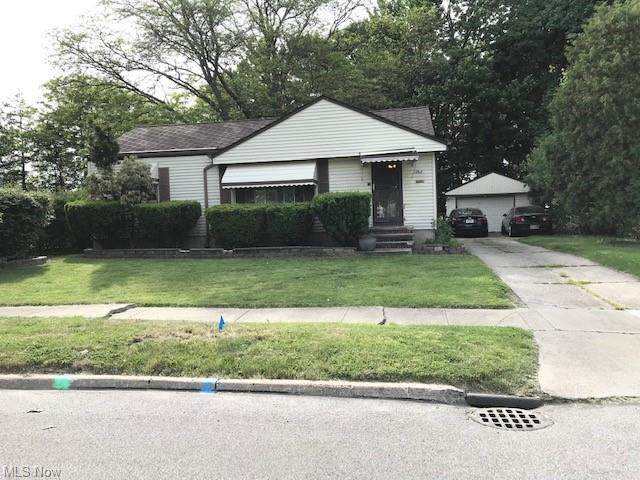 1968 Ridgehill Road, Cleveland, OH 44121 (MLS #4288031) :: The Holden Agency